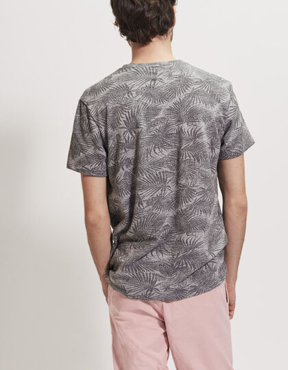 Tee-shirt gris homme - IKKS Men